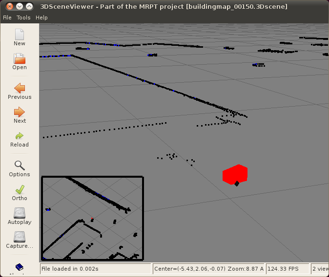3DSceneViewer - Screenshot
